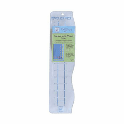 June Tailor Weave and Wave Ruler