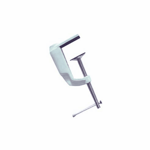 Metal Clamp - for use with NJ-U23020-01 table top lamp