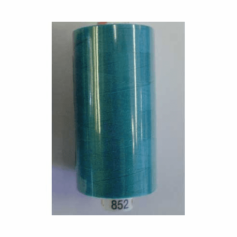 Mettler Metrosene Polyester Thread, 1000m, Color #0232 Truly Teal