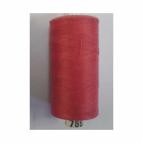 Mettler Metrosene Polyester Thread, 1000m, Color #0628 Blossom