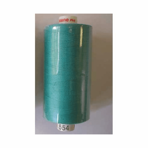 Mettler Metrosene Polyester Thread, 1000m, Color #1091 Deep Aqua