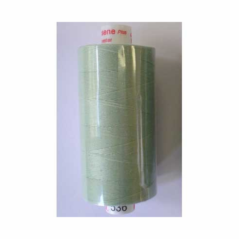 Mettler Metrosene Polyester Thread, 1000m, Color #1095 Spanish Moss