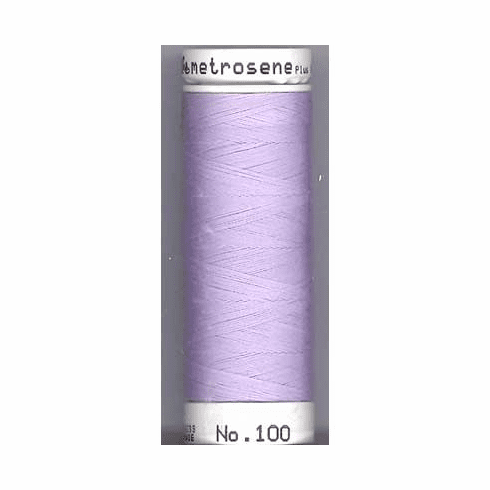 Mettler Metrosene Polyester Thread, 100m, Color #0027 Lavender