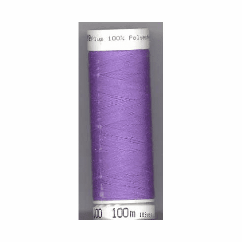 Mettler Metrosene Polyester Thread, 100m, Color #0029 English Lavender
