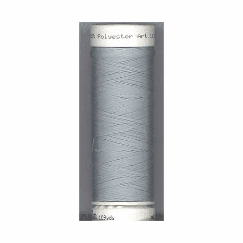 Mettler Metrosene Polyester Thread, 100m, Color #0042 Ash Blue