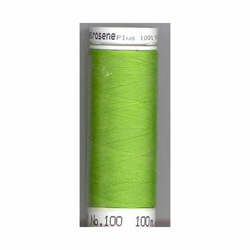 Mettler Metrosene Polyester Thread, 100m, Color #0256 Erin Green