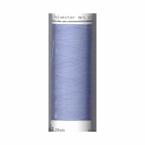 Mettler Metrosene Polyester Thread, 100m, Color #0272 Azure Blue