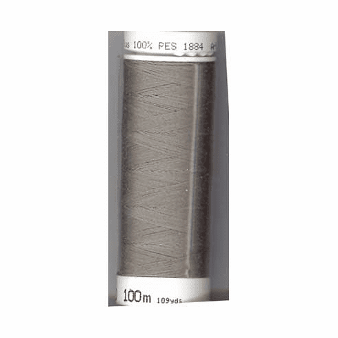 Mettler Metrosene Polyester Thread, 100m, Color #0322 Rain Cloud