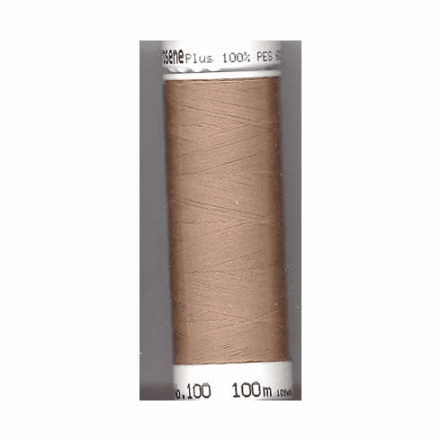 Mettler Metrosene Polyester Thread, 100m, Color #0475 Wild Rice