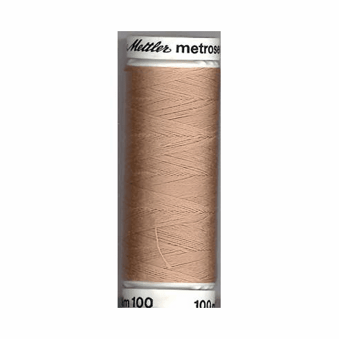 Mettler Metrosene Polyester Thread, 100m, Color #0512 Taupe
