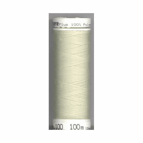 Mettler Metrosene Polyester Thread, 100m, Color #0625 Old Lace