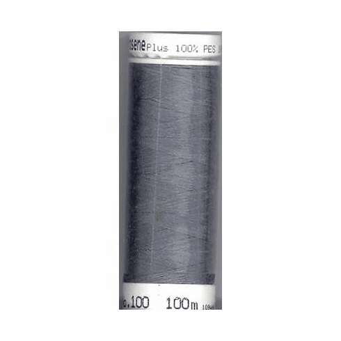 Mettler Metrosene Polyester Thread, 100m, Color #0878 Mousy Gray