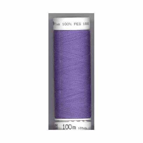 Mettler Metrosene Polyester Thread, 100m, Color #1085 Twilight