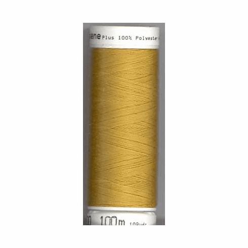 Mettler Metrosene Polyester Thread, 100m, Color #1102 Ochre