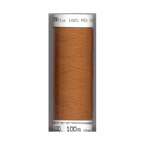 Mettler Metrosene Polyester Thread, 100m, Color #1131 Brass