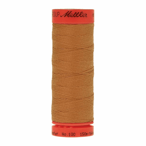 Mettler Metrosene Polyester Thread, 100m, Color #1172 Dried Apricot