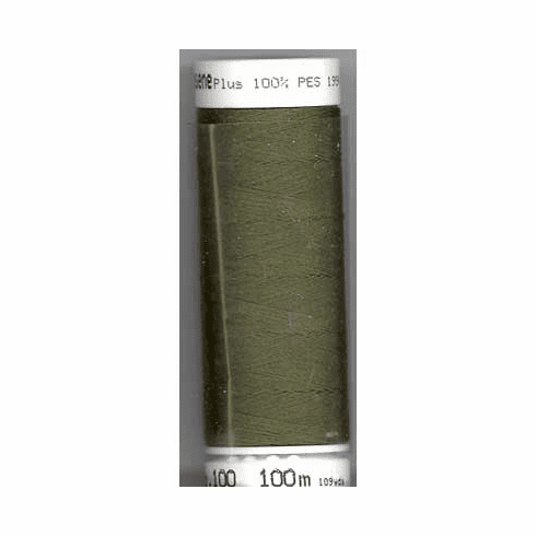 Mettler Metrosene Polyester Thread, 100m, Color #1210 Seagrass