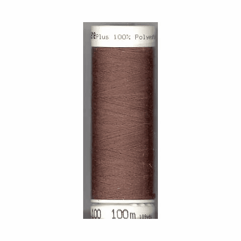 Mettler Metrosene Polyester Thread, 100m, Color #1380 Espresso