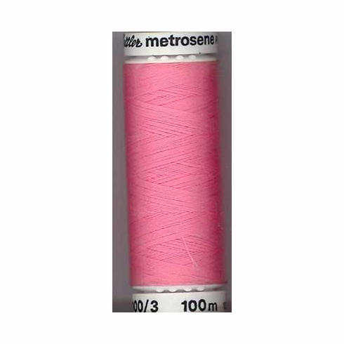 Mettler Metrosene Polyester Thread, 274m, Color #0067 Rose