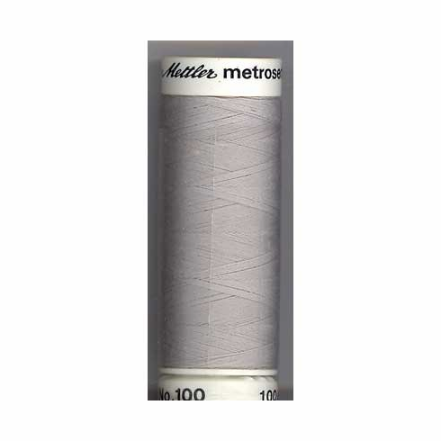Mettler Metrosene Polyester Thread, 274m, Color #0411 Mystik Grey