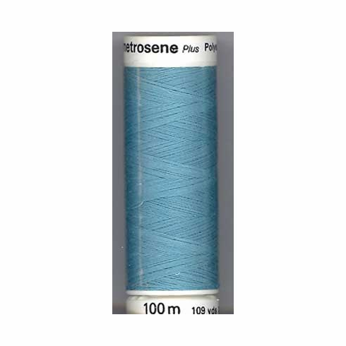 Mettler Metrosene Polyester Thread, 274m, Color #0722 Glacier Blue
