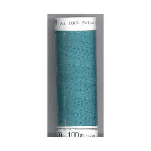 Mettler Metrosene Polyester Thread, 274m, Color #1091 Deep Aqua