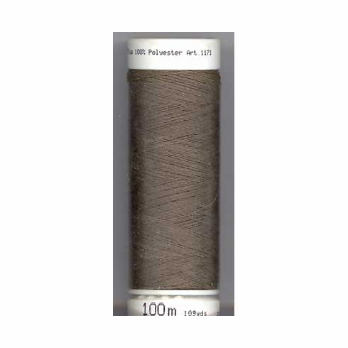 Mettler Metrosene Polyester Thread, 274m, Color #1162 Chaff