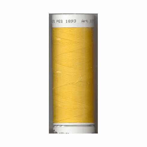 Mettler Metrosene Polyester Thread, 500m, Color #0120 Summersun