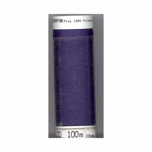 Mettler Metrosene Polyester Thread, 500m, Color #1304 Imperial Blue