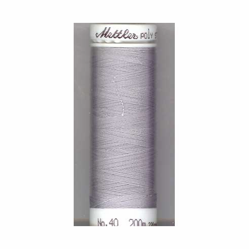 Mettler Polysheen Embroidery Thread Color #0131 Smoke 800M