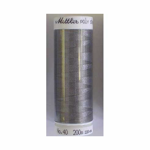Mettler Polysheen Embroidery Thread Color #0152 Dolphin