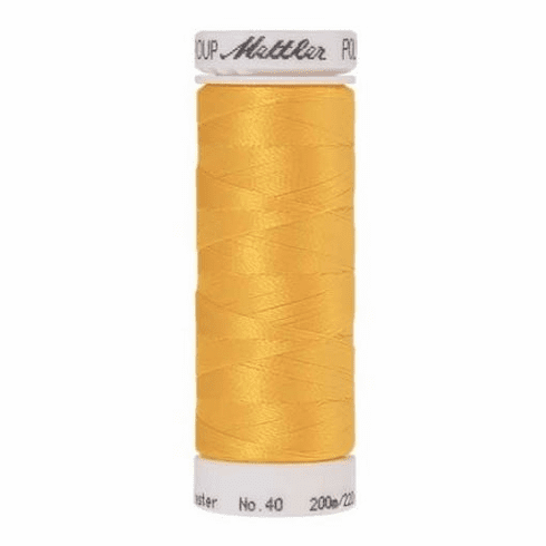 Mettler Polysheen Embroidery Thread Color #0311 Canary