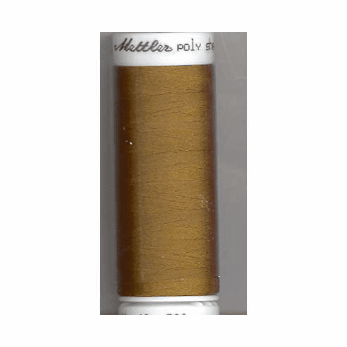 Mettler Polysheen Embroidery Thread Color #0345 Moss 800M