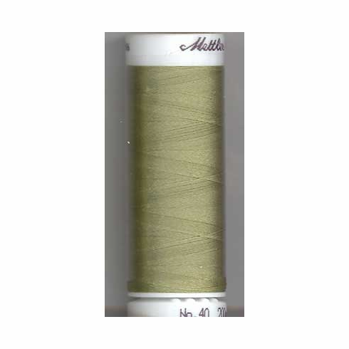 Mettler Polysheen Embroidery Thread Color #0453 Army Drab 800M