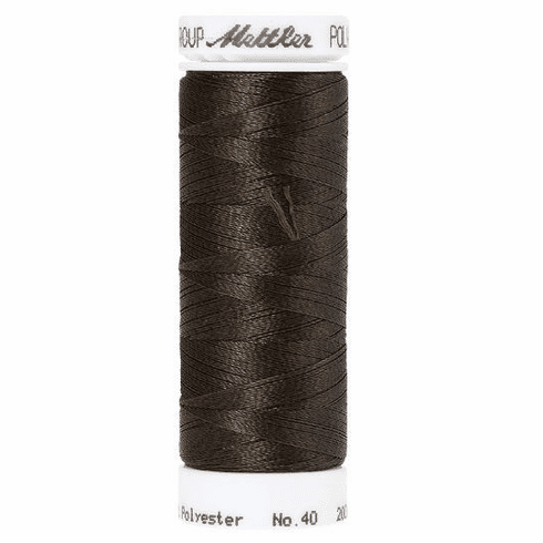 Mettler Polysheen Embroidery Thread Color #0465 Umber