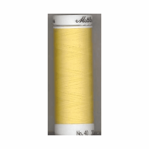 Mettler Polysheen Embroidery Thread Color #0520 Daffodil 800M