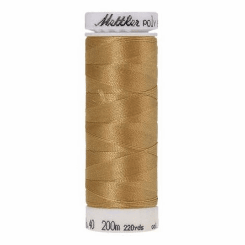 Mettler Polysheen Embroidery Thread Color #0552 Flax
