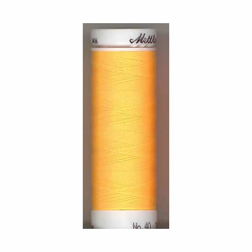 Mettler Polysheen Embroidery Thread Color #0630 Buttercup