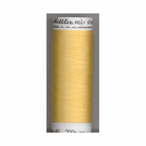 Mettler Polysheen Embroidery Thread Color #0640 Parchment 800m