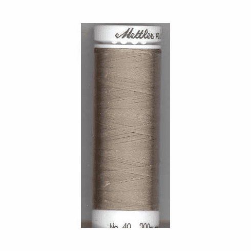 Mettler Polysheen Embroidery Thread Color #0722 Khaki 800M