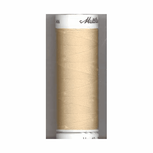 Mettler Polysheen Embroidery Thread Color #0761 Oat 800M