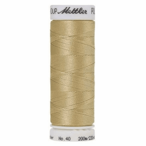Mettler Polysheen Embroidery Thread Color #0771 Rattan