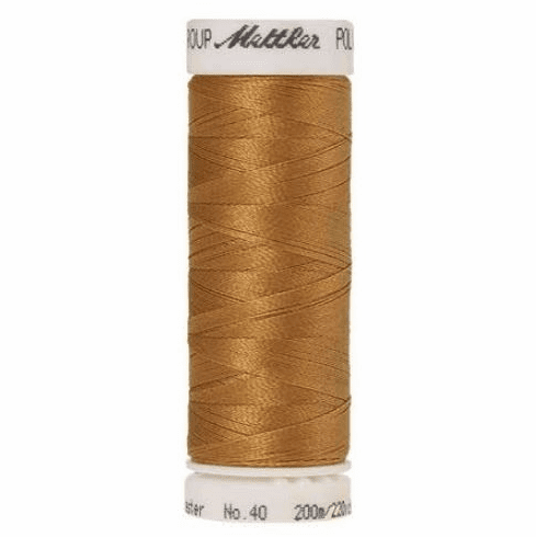 Mettler Polysheen Embroidery Thread Color #0822 Palomino
