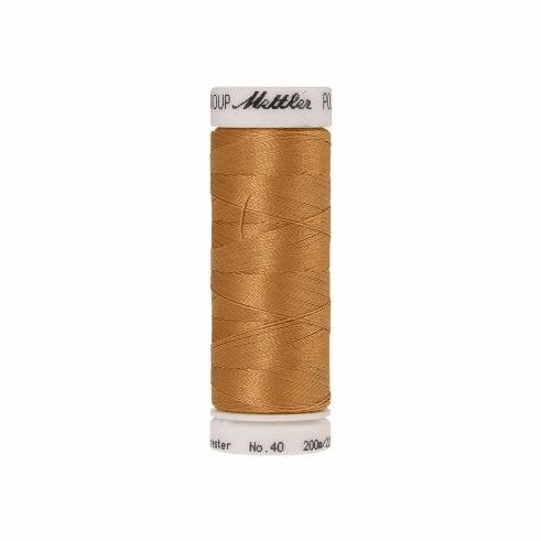 Mettler Polysheen Embroidery Thread Color #0842 Toffee