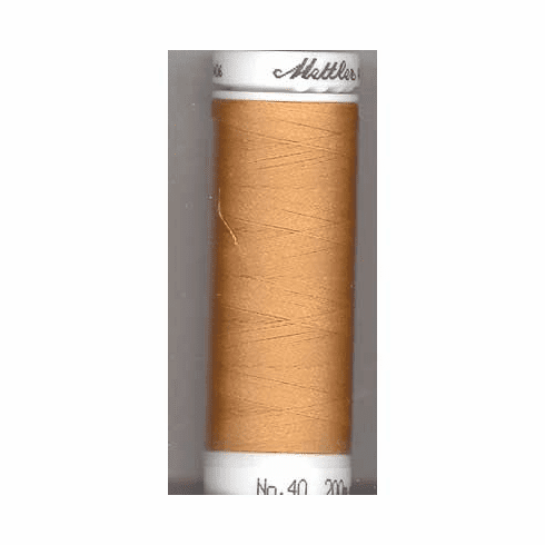 Mettler Polysheen Embroidery Thread Color #0842 Toffee 800M