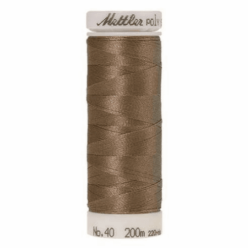 Mettler Polysheen Embroidery Thread Color #0862 Wild Rice