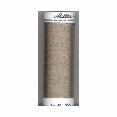 Mettler Polysheen Embroidery Thread Color #0873 Stone