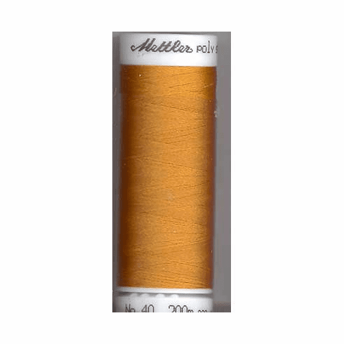 Mettler Polysheen Embroidery Thread Color #0940 Autumn Leaf 800M