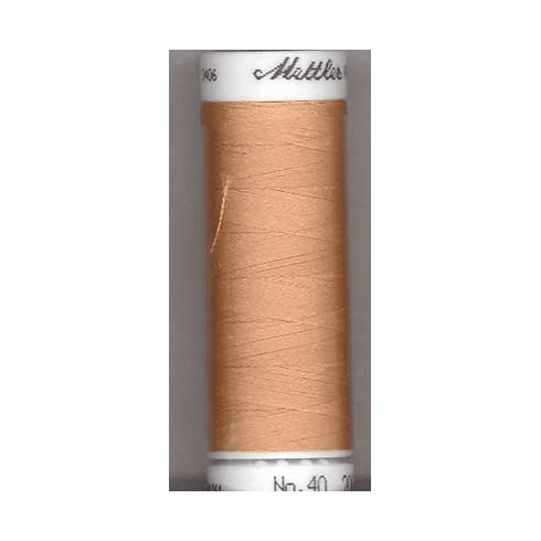 Mettler Polysheen Embroidery Thread Color #1141 Tan 800M