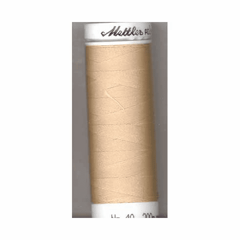 Mettler Polysheen Embroidery Thread Color #1172 Ivory 800M